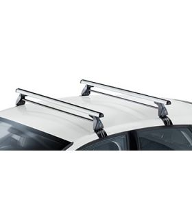 Barras aluminio Nissan Pick-Up cabina doble(D22) (1997--2005)