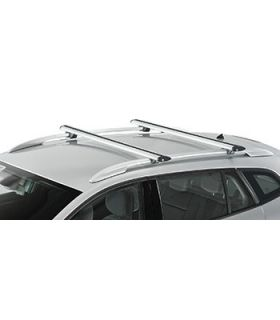 Barras aerodinamicas Nissan X-Trail 5p(III/T32 - railing) (2014--)
