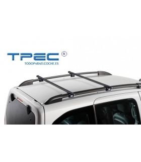 Barras Acero Citroën Berlingo Multispace (III - railing) (2018--)