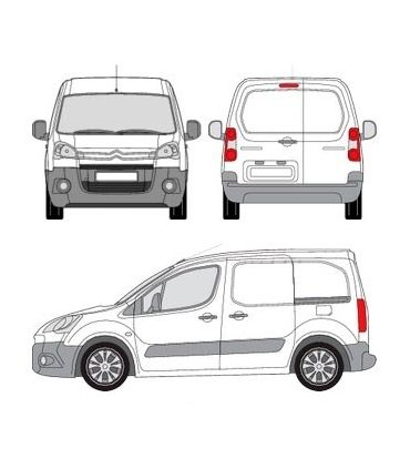 Citroën Berlingo (II) (2008 --2018 )