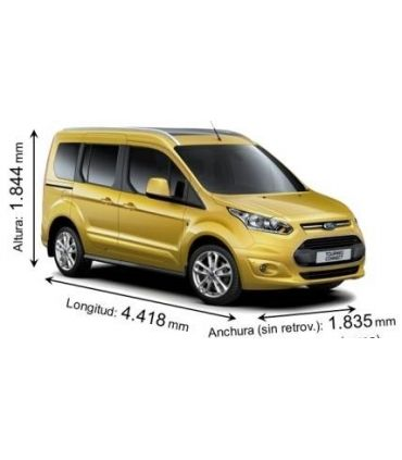 Ford Transit Connect L1(Van) (2013 -- )