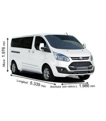 Ford Transit Custom L2H1 (2013 -- )