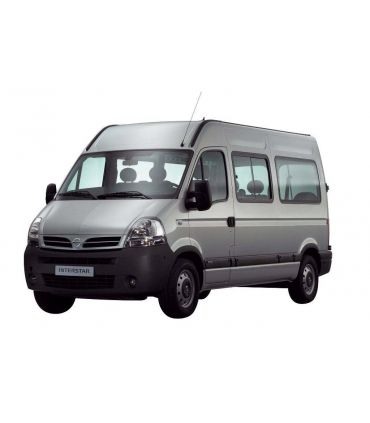 Nissan Interstar L2 - H2 (1998 -- 2010)