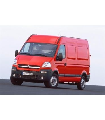 Opel Movano corto / normal (II) (1998 -- 2010)