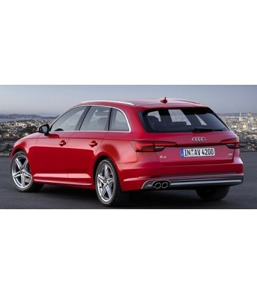 Audi A4 Avant(B9 - railing integrado) (2015--)