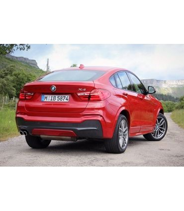 BMW X4 5p(F26 - railing integrado) (2014--)