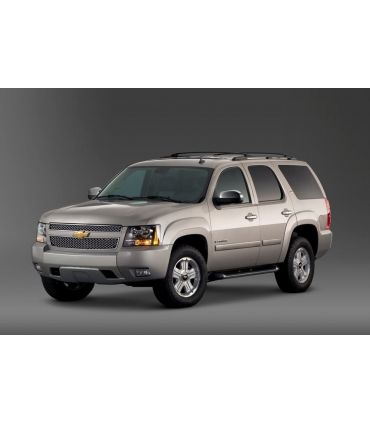 Chevrolet Tahoe 5p(GMT900 - railing) (2007--)