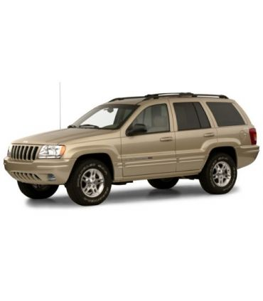 Jeep Grand Cherokee 5p(II/WJ - railing) (1999--2001)