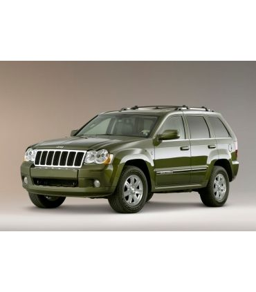 Jeep Grand Cherokee 5p(III/WH - railing) (2005--2011)