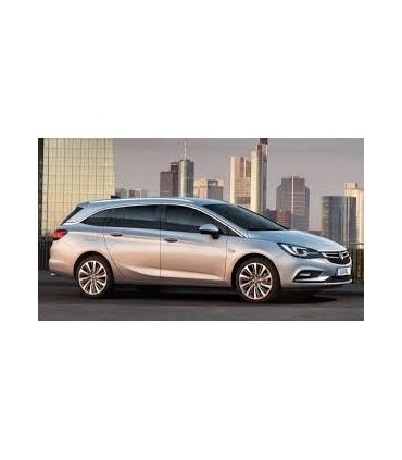 Opel / Vauxhall Astra Sports Tourer(J - railing integrado) (2011--2016)