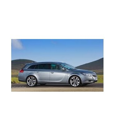 Opel / Vauxhall Insignia Sports Tourer(A - railing integrado) (2009--2013)