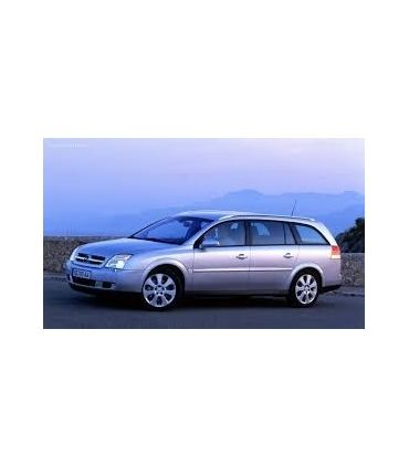 Opel / Vauxhall Vectra SW(C - railing integrado) (2004--2007)