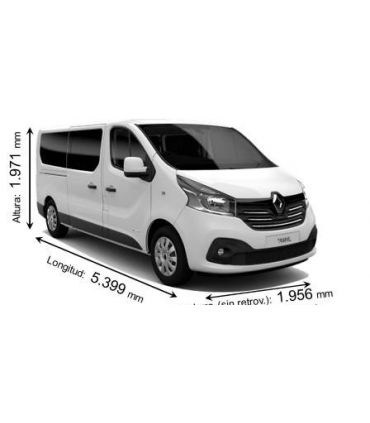 Renault Trafic L2H1(III/X82) (2014--