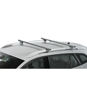 Barras acero Citroën C5 Cross Tourer(railing) (2014--)