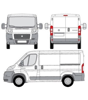 Fiat Ducato corto / normal(II) (1994 -- 2006)