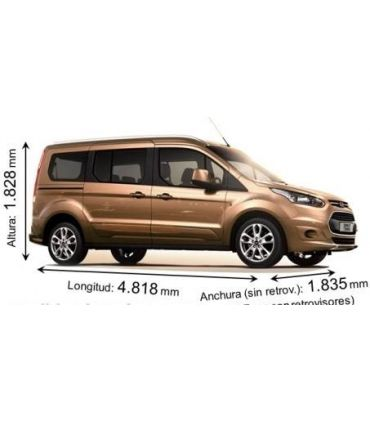 Ford Transit Connect L2(Van) (2013 -- )