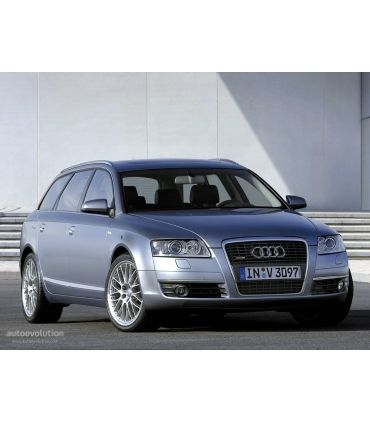 Audi A6 Avant(C6 - railing integrado) (2005--2011)