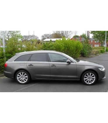 Audi A6 Avant(C7 - railing integrado) (2011--)