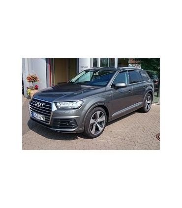 Audi Q7 5p(I - railing integrado) (2006--2015)