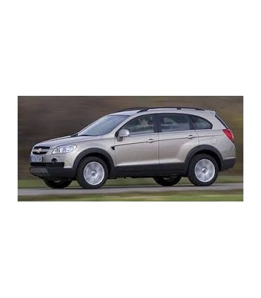 Chevrolet Captiva 5p(railing) (2006--2011)