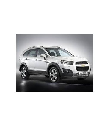 Chevrolet Captiva 5p(railing) (2011--)