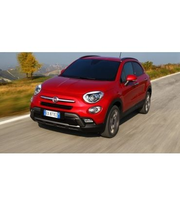 Fiat 500X Cross(railing integrado) (2015--)