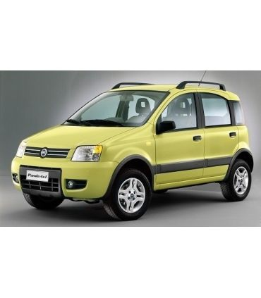 Fiat Panda Cross(railing) (2014--)