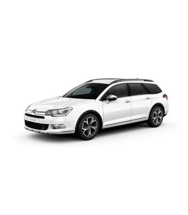 Citroën C5 Cross Tourer(railing) (2014--)