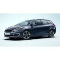 Kia Ceed Sporty Wagon(II - railing integrado) (2012--)