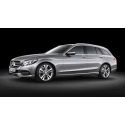 Mercedes Clase C Estate(S205 - railing integrado) (2014--