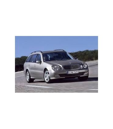 Mercedes Clase E Familiar(W211 - railing) (2003--2008)