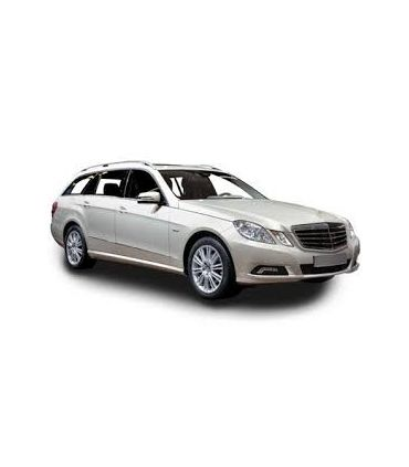 Mercedes Clase E Familiar(W212 - railing) (2009--2016)