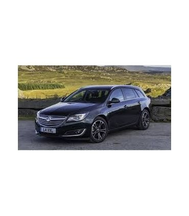 Opel / Vauxhall Insignia Sports Tourer(A - railing integrado) (2013--