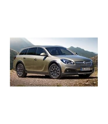 Opel / Vauxhall Insignia Country Tourer(A - railing integrado) (2013--