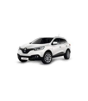 Renault Kadjar 5p(railing integrado) (2015--