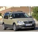 Skoda Roomster Scout 5p(railing) (2009--