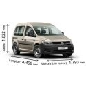 Volkswagen Caddy (IV) (2015--